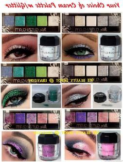 15 NEW Eye shadow Color Makeup PRO GLITTER Eyeshadow PALETTE