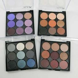 Amuse 9-Color Eye Shadow Palette