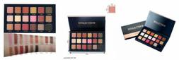 Beauty Glazed 18 Colors Rose Gold Textured Eyeshadow Palette