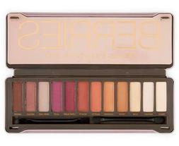 Berries Eyeshadow Palette Tin with Mirror Applicator 12 Matt