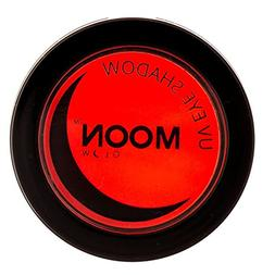 Moon Glow - Blacklight Neon Eye Shadow 0.12oz Red – Glows