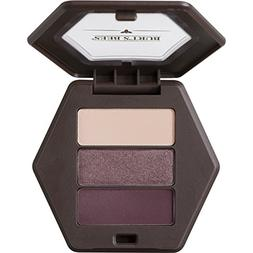 Burt's Bees 100% Natural Eye Shadow Palette with 3 Shades, C