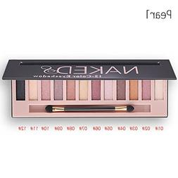 Cosprof 12 Colors Professional Eyeshadow Pallete Face Matte