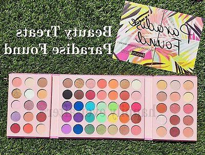 Beauty Treats Pigmented Colors shadow