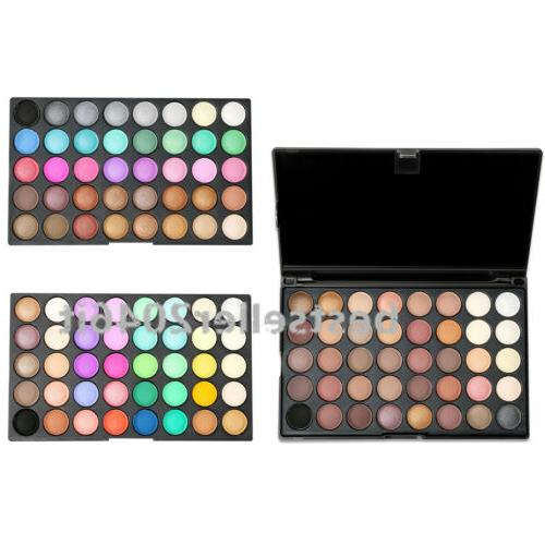 Pro High Pigmented 120 Color Shadow Palettes Eyeshadow