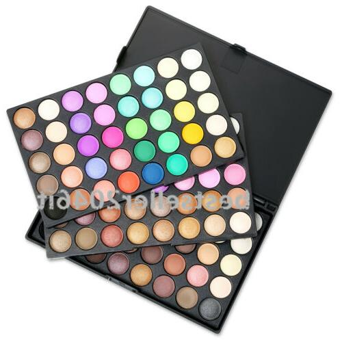 Pro High Color Shadow Palettes Eyeshadow Matte