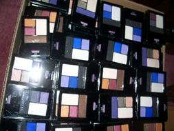 Lot of 50 Maybelline New York Expert Wear Eyeshadow Quads AS
