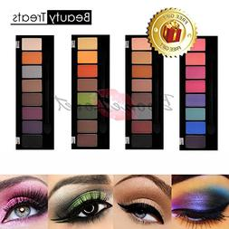 4pc Beauty Treats Matte Mania EyeShadow / Eye Shadow plus Fr