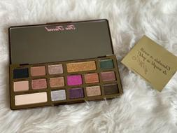 Too Faced Chocolate Gold Eyeshadow Palette NWOB