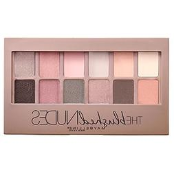 Maybelline New York Expert Wear Shadow Palette, The Blushed